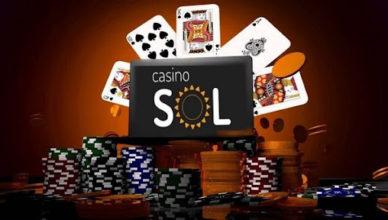 Sol Casino в Украине